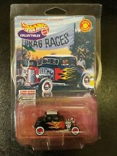 Hot Wheels Collectibles Hod Rod Magazine Special Edition '32 Ford Coupe - NIP