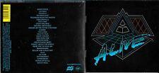 Daft Punk cd album- Alive 2007, exc