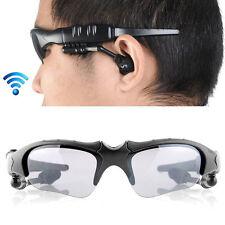 New 2 in 1 Bluetooth v3.0 Earphone Hands-free Sunglasses
