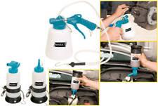 HAZET 4969-1/3 Druckluft Bremsenentlüftungsgerät entlüften Bremsen Entlüfter Set