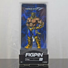 Figpin Tekken 7 Enamel Figure Pin - King