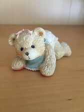 Cherished Teddies Betsey The First Step To Love