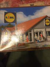 Vollmer 3662 Supermarket Lidl in H0 Kit
