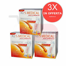 3X XLS Max Strength - Integratore Alimentare per Dimagrire - 360 Cpr