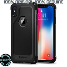 Spigen Iphone X Rugged Armor Extra Funda SGP Case Iphone X 100% Original Genuine