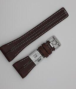 Bracelet Cuir spécial pour montre diesel est autre marque  (fabriqué France ZRC)