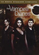 THE VAMPIRE DIARIES - STAGIONE 06 (5 DVD) COFANETTO SERIE TV