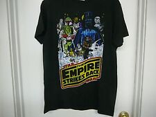 "Star Wars ""The Empire Strikes Back"" T-Shirt - Black - Sz M - Boys/Men?"