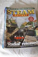 Steam Railway Rail Transportation Magazines