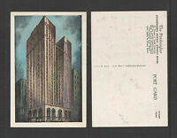 1940s THE PITTSBURGHER HOTEL PITTSBURGH PA POSTCARD