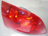 04 05 06 MAZDA 3 R. TAIL LIGHT SDN QUARTER PANEL MOUNTED RED LENS 47009