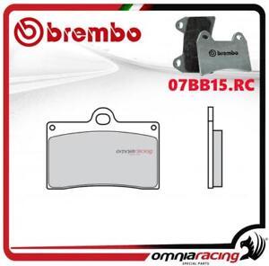 Brembo RC - Pastiglie freno organiche anteriori per Honda SR 125 (GP) 1995>