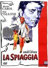 Dvd LA SPIAGGIA - (1954) Drammatico Titanus ......NUOVO