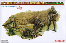Dragon 1/35 6282 WWII German Hohenstaufen Division (Normandy 1944) (4 Figures)