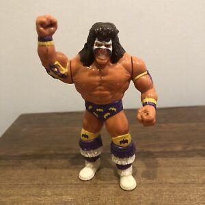 WWF/WWE Ultimate Warrior Vintage Hasbro Action Figure 1992 Series 3