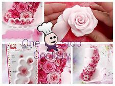 FMM Amazing ORIGINAL Easiest ROSE Ever Cutter Sugarcraft Cake Decorating