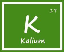 Meerwasser Spurenelemente Kalium K