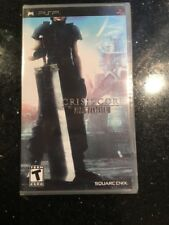 Crisis Core: Final Fantasy VII PSP Original Black Label Brand New Factory Sealed