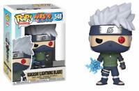Funko Pop ! Anime Naruto Kakashi (Lightning Blade) #548 Vinyl Figure Model Toy !