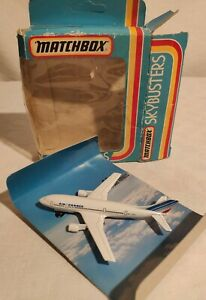 AIRBUS A300 AIR FRANCE MATCHBOX SKYBUSTER SB-28