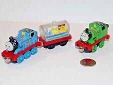 Thomas & Friends Take Play Along Diecast Train Tank Engine Percy Birthday Tanker