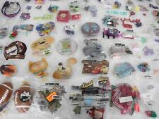 HUGE Lot of 101 DecoPac Cake Toppers Decorating Kits Rings Picks Birthday Kids