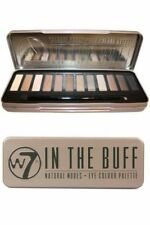 W7 in the Buff natural Nudes sombras de ojos Palette
