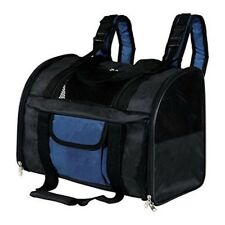 Trixie 2882 'connor' Rucksack Nylon 42 × 29 × 21cm Black / Blue - Connor 21cm