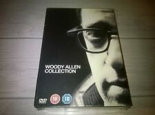 Woody Allen Collection 6 Disc Box Set Genuine R2 DVD New Sealed