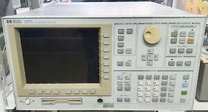 Agilent HP 4155B Semiconductor Parameter Analyzer