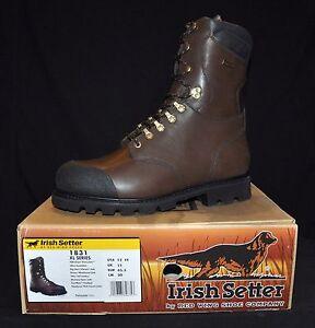 NIB IRISH SETTER 1831 XL SERIES 400 GRAM THINSULATE 100% WATERPROOF HUNTING BOOT