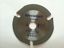 125mm wood cutting disc