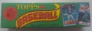 1990 O-Pee-Chee Baseball Factory Set
