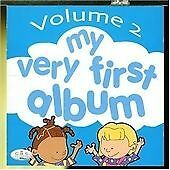 VARIOUS ARTISTS My Very First Album, Vol. 2  CD ALBUM  NEW - STILL SEALED