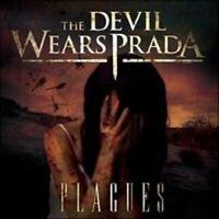 "THE DEVIL WEARS PRADA ""PLAGUES"" CD NEUWARE"