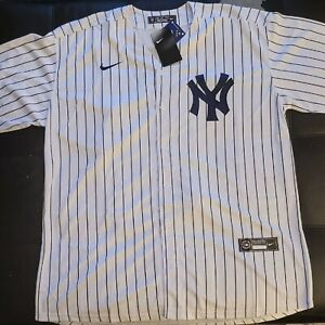 New York Yankees #2 Derek Jeter Jersey - XL
