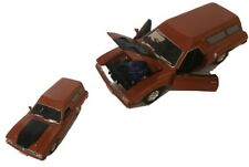 Ford Falcon XB GT Panel Van Burnt Orange 1:32 Diecast Model Car Collectible
