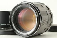[MINT w/Hood] Pentax SMC Super Multi Coated Takumar 105mm f2.8 M42 Lens JAPAN