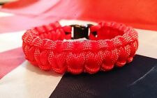 Royal Military Police Help for Heroes Inspiré Paracord 550 Bracelet