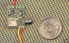 micro UHF NTSC Video transmitter CH.15 -- <50 ft range