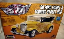 revell 1/24 1930 FORD MODEL A TOURING STREET ROD CUSTOM
