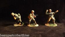 CONTE WW2 WAFFEN SS STREET FIGHTING WW2018 GERMAN ARMY RARE PAINTED PEWTER