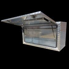 1450x550x850 Square Edge Aluminium toolbox ute checker plate tool box truck