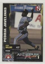 1994 Split Second Arizona Fall League All-Stars Stacy Hollins #27