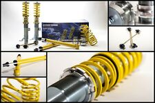 VW Golf MK6 50mm (09-12) FK AK Street Coilover Suspension Kit -1.2 1.6TDI 1.4TSI