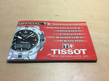 Brochure Booklet TISSOT - Official Timekeeper 2006 - Watches Relojes Montres
