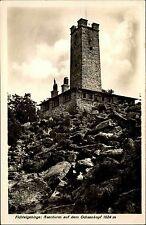 Bayern Fichtelgebirge Turm ~1940 Asenturm Ochsenkopf Verlag Aufnahme Ellinger