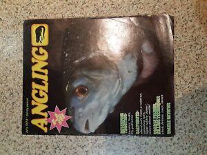 ANGLING FISHING MAGAZINE   JULY 1974 VGC