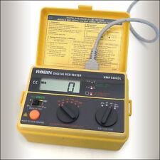 Robin KMP5406DL, digitales Schutzschalter-Prüfgerät, Digital RCD Tester, tested