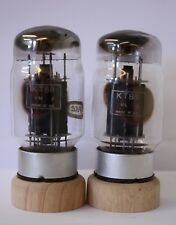 KT88 GEC UK USED MATCHED PAIR Noir Anode Audio Valve Tube